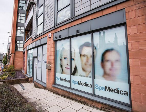 SpaMedica Manchester